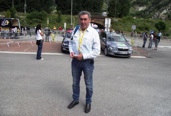 Tour de france 2011...Un souvenir d'Eddy Merck