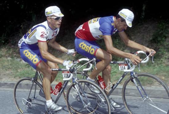 Bruno Thibout et Jacky Durant