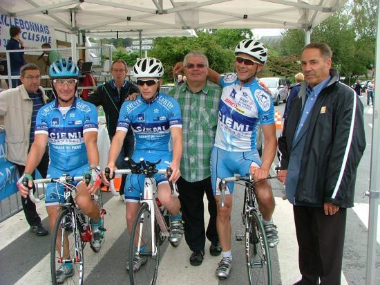 L'équipe des Thibout ... au Trio Normand 2014
