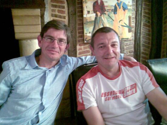 Philippe Bouvatier et Eric Louvel Robic 2007