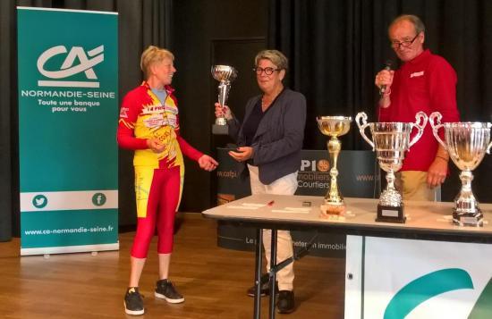 Les cyclos de Bonsecours 2 ème club le plus représenté à la Cyclo Cancer 2017